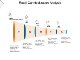 Retail Cannibalization Analysis Ppt Powerpoint Presentation Shapes Cpb