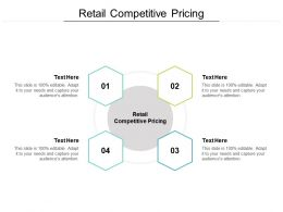 Retail Competitive Pricing Ppt Powerpoint Presentation Professional Cpb
