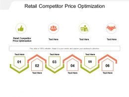 Retail Competitor Price Optimization Ppt Powerpoint Presentation Show Samples Cpb