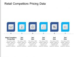 Retail Competitors Pricing Data Ppt Powerpoint Presentation Pictures Graphics Template Cpb