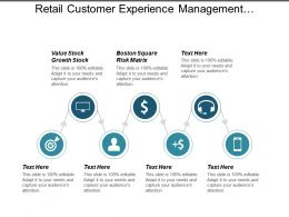 Retail Customer Experience Management Acquisition Models Digital Enterprise Strategy Cpb