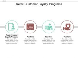 Retail Customer Loyalty Programs Ppt Powerpoint Presentation Infographic Template Background Cpb
