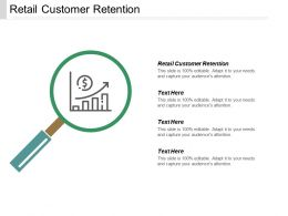 Retail Customer Retention Ppt Powerpoint Presentation Summary Mockup Cpb