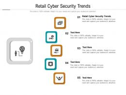 Retail Cyber Security Trends Ppt Powerpoint Presentation Layouts Background Cpb