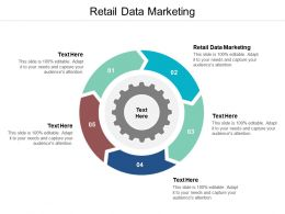 Retail Data Marketing Ppt Powerpoint Presentation Portfolio Slide Cpb