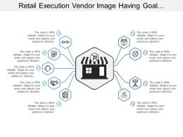 Retail Execution Vendor Image Having Goal Present Handshake