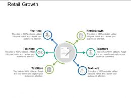 Retail Growth Ppt Powerpoint Presentation Infographics Pictures Cpb