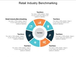 Retail Industry Benchmarking Ppt Powerpoint Presentation Gallery Example File Cpb