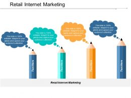 Retail Internet Marketing Ppt Powerpoint Presentation Layouts Vector Cpb