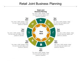 Retail Joint Business Planning Ppt Powerpoint Presentation Gallery Deck Cpb