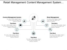 Retail Management Content Management System Abc Inventory Planning Cpb