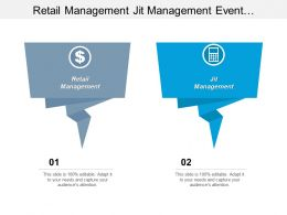 Retail Management Jit Management Event Management Advertising Marketing Cpb