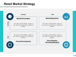 Retail Market Strategy Ppt Slides Layouts