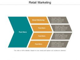 Retail Marketing Ppt Powerpoint Presentation Model Diagrams Cpb