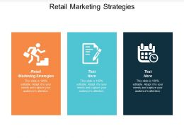 Retail Marketing Strategies Ppt Powerpoint Presentation Slide Cpb