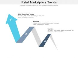 Retail Marketplace Trends Ppt Powerpoint Presentation Inspiration Display Cpb