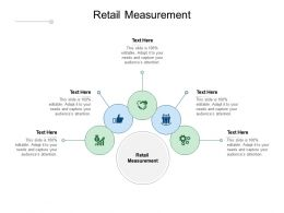 Retail Measurement Ppt Powerpoint Presentation Infographic Template Cpb