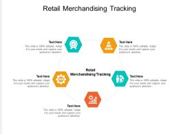 Retail Merchandising Tracking Ppt Powerpoint Presentation Pictures Graphic Tips Cpb