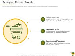 Retail Positioning Strategy Emerging Market Trends Ppt Powerpoint Presentation Show Microsoft