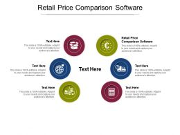 Retail Price Comparison Software Ppt Powerpoint Presentation Ideas Graphics Cpb