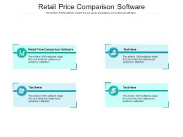 Retail Price Comparison Software Ppt Powerpoint Presentation Infographic Template Samples Cpb