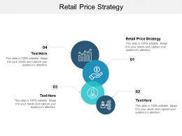 Retail Price Strategy Ppt Powerpoint Presentation Styles Visual Aids Cpb