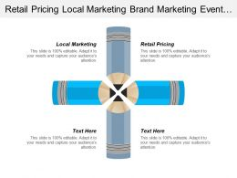 Retail Pricing Local Marketing Brand Marketing Event Management Cpb