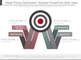 Retail Pricing Optimization Template Powerpoint Slide Ideas