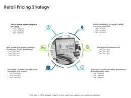 Retail Pricing Strategy Ppt Powerpoint Presentation Inspiration Background Images