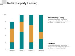 Retail Property Leasing Ppt Powerpoint Presentation Inspiration Smartart Cpb