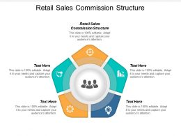 Retail Sales Commission Structure Ppt Powerpoint Presentation Show Graphics Cpb