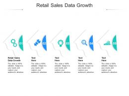 Retail Sales Data Growth Ppt Powerpoint Presentation Slides Guidelines Cpb
