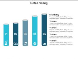 Retail Selling Ppt Powerpoint Presentation Slides Templates Cpb