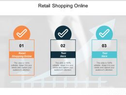 Retail Shopping Online Ppt Powerpoint Presentation Gallery Professional Cpb