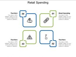 Retail Spending Ppt Powerpoint Presentation Professional Graphics Cpb