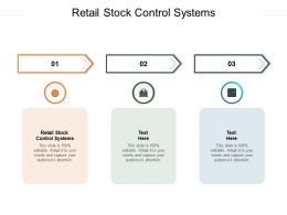 Retail Stock Control Systems Ppt Powerpoint Presentation Infographic Template Cpb