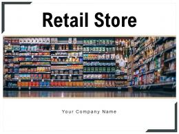 Retail Store Convenience Departmental Indicating Executive Merchandize Customers