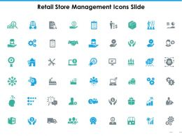 Retail Store Management Icons Slide Ppt Powerpoint Presentation File Gallery