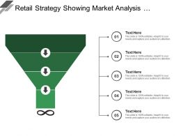 Retail Strategy Showing Market Analysis Strategic Planning Retail Recruitment