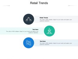 Retail Trends Ppt Powerpoint Presentation Layouts Professional Cpb