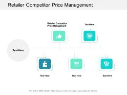 Retailer Competitor Price Management Ppt Powerpoint Presentation File Graphics Cpb
