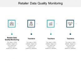 Retailer Data Quality Monitoring Ppt Powerpoint Presentation Inspiration Deck Cpb