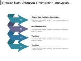 Retailer Data Validation Optimization Innovation Network Data Management Cpb