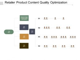 Retailer Product Content Quality Optimization Ppt Powerpoint Presentation Infographics Designs Cpb