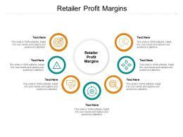Retailer Profit Margins Ppt Powerpoint Presentation Pictures Designs Download Cpb