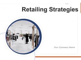 Retailing Strategies Powerpoint Presentation Slides