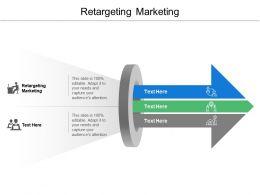 Retargeting Marketing Ppt Powerpoint Presentation Ideas Information Cpb