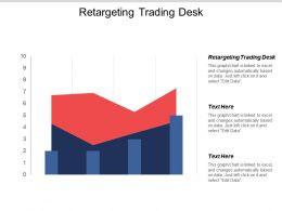 Retargeting Trading Desk Ppt Powerpoint Presentation Layouts Slideshow Cpb