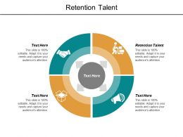Retention Talent Ppt Powerpoint Presentation File Graphics Download Cpb