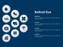 Retinal Eye Ppt Powerpoint Presentation Inspiration Slide Portrait